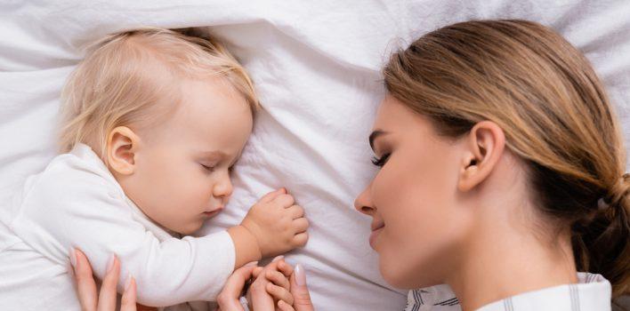 Bebek ve Öğrenme – Yeni Doğmuş Bebekler Gün İçinde Öğrendiklerini Uykuda Pekiştiriyor