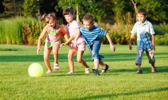 Çocuklar ve Hareket – İlkokul Yaşındakilerde Hareket Eksikliği
