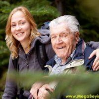 Yaşlı Babalar –  Çocukları Daha Uzun Yaşıyor