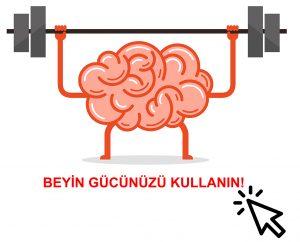 Hafıza ve Beyin Gücünüzü Kullanın!