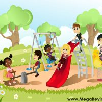 Çocuk ve Oyun – Dışarıda Oynamak Çocukların Gözlerine İyi Geliyor