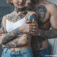 Dövmelerin Psikoloji Üzerindeki Etkisi – Dövmeli Kişiler Daha Asabi