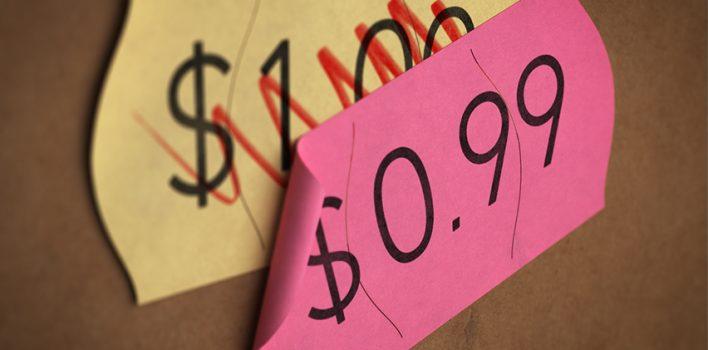 Psikolojik Fiyatlandırma – Fiyatları Küçük Gösterme İllüzyonu