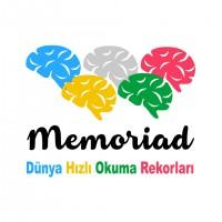 MEMORIAD™  HIZLI OKUMA  DÜNYA REKORU STANDARTLARI