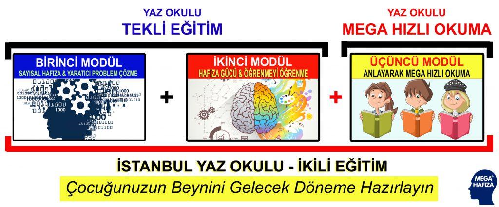 Mega Hafıza - İstanbul Yaz Okulu