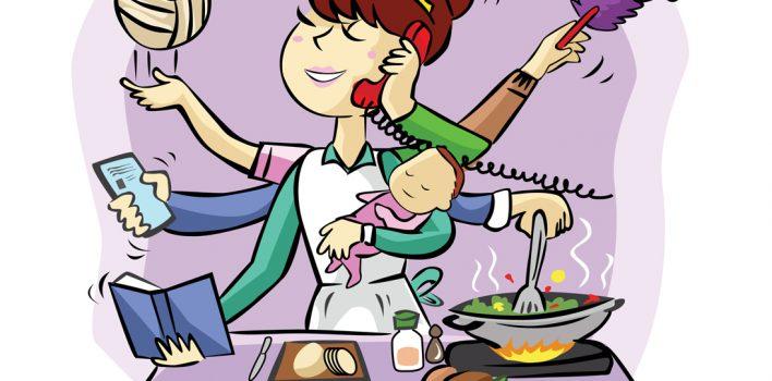 Anneler ve Zaman – Anneler İçin Zaman Yönetimi