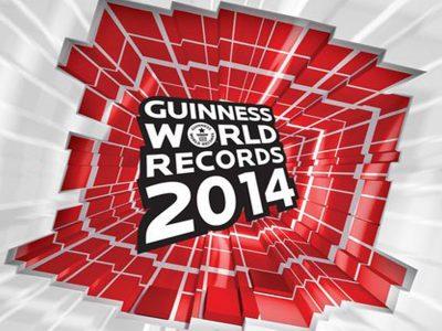 MEMORIAD Rekorları Guinness Dünya Rekorları Kitabında