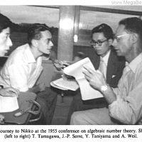 Matematikçi Gizli Kahramanlar – Yutaka Taniyama ve Goro Shimura