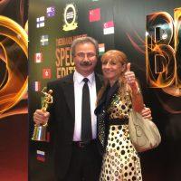 Melik Duyar'a Marka ödülü