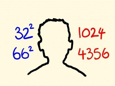 Akıldan Sayıların Karesini Bulmayı Öğrenin
